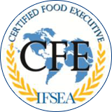 Certified Food Executive